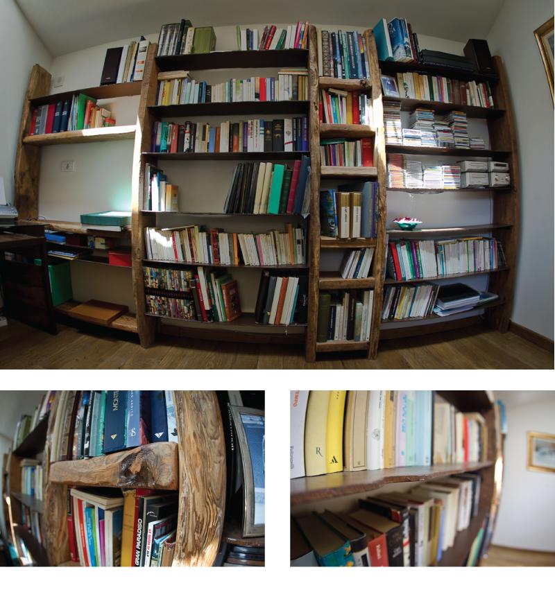 Studio Libreria Scrivania